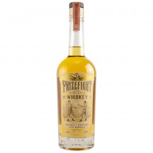 Prizefight Irish Whiskey Rye Finish
