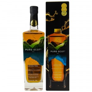 Pure Scot Blended Scotch Whisky (mit Umverpackung)
