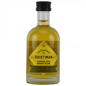 The Quiet Man Traditional Irish Whiskey (Miniatur) (Irland)