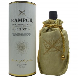 Rampur Single Malt Whisky (Indien)