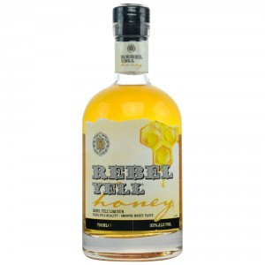 Rebel Yell Honey Liqueur (USA)