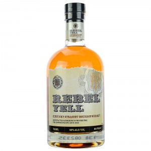 Rebel Yell Kentucky Straight Bourbon Whiskey (USA: Bourbon)