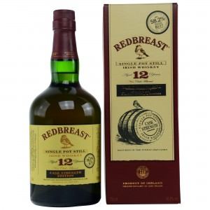 Redbreast 12 Jahre Cask Strength 58,2%