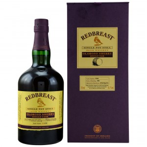 Redbreast 19 Jahre 1998 Lustau Sherry Finish