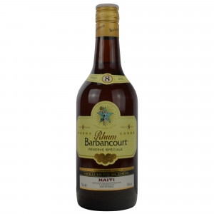 Rhum Barbancourt Reserve Speciale Aged 8 Years
