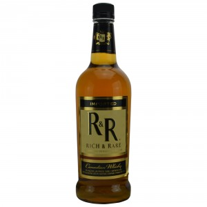 R&R Rich and Rare Blended Canadian Whisky (Kanada)
