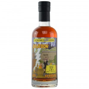 Rocktown Bourbon Batch 2 (That Boutique-y Bourbon Company)