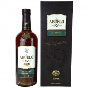 Ron Abuelo 15 Jahre Oloroso Sherry Cask Finish