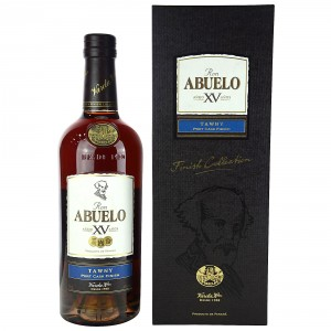 Ron Abuelo 15 Jahre Tawny Port Cask Finish