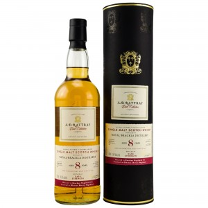 Royal Brackla 2010/2018 8 Jahre Single Cask No. 11 (A. D. Rattray)