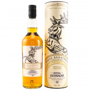 Royal Lochnagar 12 Jahre - Haus Baratheon (GOT Malts Collection)