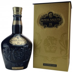Chivas Royal Salute 21 Jahre - Blended Scotch Whisky
