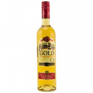 Rum Bar 4 Jahre Gold High Proof