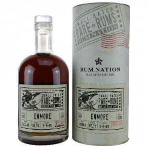 Enmore 1997/2016 Rum Nation Small Batch Rare Rums