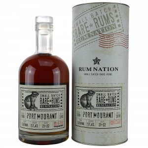 Port Mourant 1999/2016 Rum Nation Small Batch Rare Rums