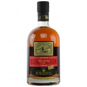 Rum Nation Trinidad 5 Jahre Oloroso Sherry Finish