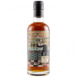 Rye Whiskey James E. Pepper 3 Jahre - Batch 2 (That Boutique-y Whisky Company)