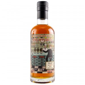 Rye Whiskey James E. Pepper 4 Jahre - Batch 3 (That Boutique-y Whisky Company)