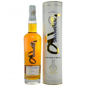 Savanna 10 Jahre Edition Grand Millesime 2005 Rhum Vieux Traditionnel