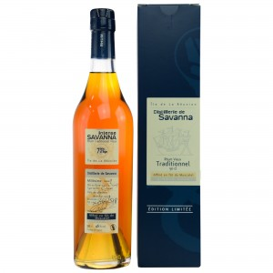 Savanna 7 Jahre Rhum Traditionnel Vieux Moscatel Finish