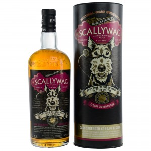 Scallywag Blended Malt Cask Strength Batch 2