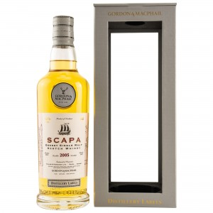 Scapa 2005/2019 (G&M Distillery Label)