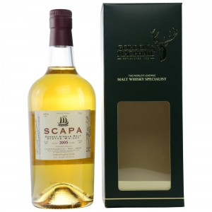 Scapa 2005/2017 Single Cask 472 (Gordon and MacPhail Distillery Label)