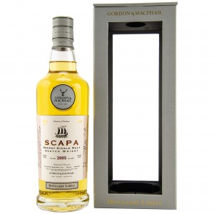 Scapa 2005/2018 (Gordon&MacPhail Distillery Label)