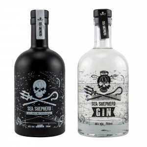 Sea Shepherd Set - Islay Single Malt & Gin