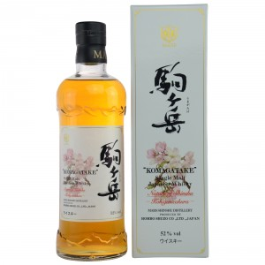 Mars Whisky Komagatake Nature of Shinshu Kohiganzakura (Japan)