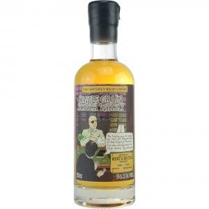 North British 27 Jahre - Batch 3 - Bourbon Barrel (That Boutique-y Whisky Company)