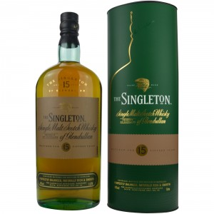 The Singleton of Glendullan 15 Jahre (Liter)