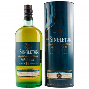 Singleton of Glen Ord 14 Jahre - Limited Edition