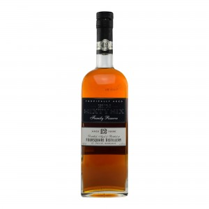 Sixty Six 12 Jahre Family Reserve 43% (Foursquare Distillery)