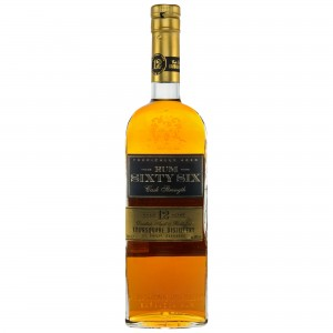 Sixty Six 12 Jahre Cask Strength (Foursquare Distillery)