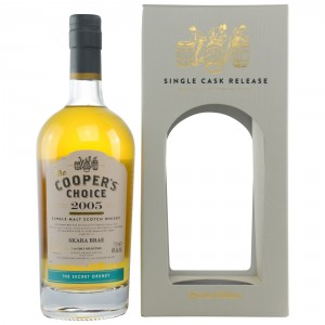 Skara Brae 2005/2017 The Secret Orkney (Vintage Malt Whisky Company - The Coopers Choice)