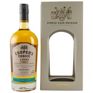 Skara Brae 1999/2018 18 Jahre The Secret Orkney (Vintage Malt Whisky Company - The Coopers Choice)