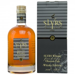 Slyrs Oloroso Cask Finish