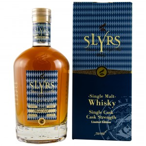 Slyrs Single Cask Oloroso Cask Strength