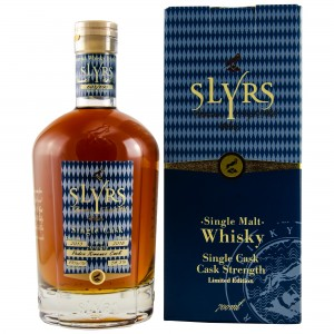 Slyrs Single Cask Pedro Ximenez Cask Strength