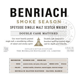 Benriach Smoke Season Double Cask Matured