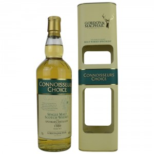 Speyburn 1989/2013 - Refill Sherry Casks (G&M Connoisseurs Choice)