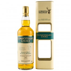 Speyburn 1991/2015 - Refill American Hogsheads (G&M Connoisseurs Choice)