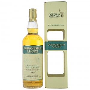 Speyburn 2004/2016 - Refill Sherry Hogsheads (G&M Connoisseurs Choice)