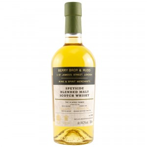 Blended Malt Speyside The Classic Range (Berry Bros and Rudd)