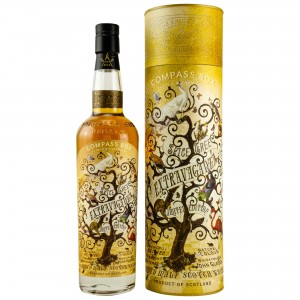 Compass Box Spice Tree Extravaganza Blended Malt Scotch Whisky