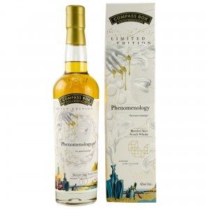 Compass Box Spice Tree Phenomenology Blended Malt Scotch Whisky