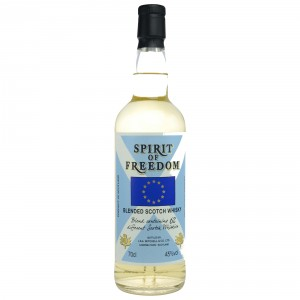 Spirit of Freedom 62+ Blended Scotch Whisky