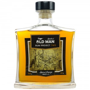 Spirits of Old Man Rum Project Two Spiced Orange