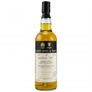 Springbank 1991/2018 26 Jahre Cask No. 455 (Berry Bros and Rudd)